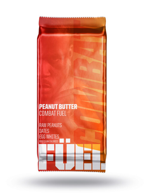Fight Fuel Protein Bar