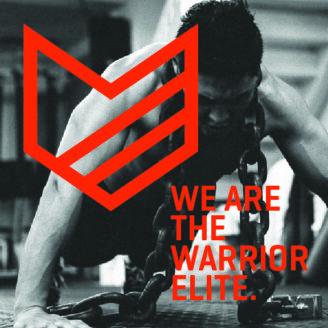 Warrior Elite Branding